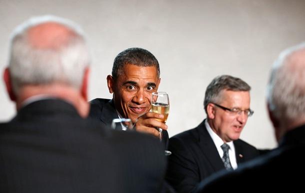 Заграница нам поможет. О чем говорили Обама и Порошенко