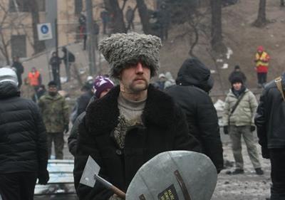 Элита Майдана