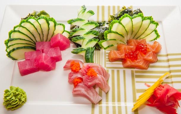 Как приготовить сашими: рецепт от шеф-повара