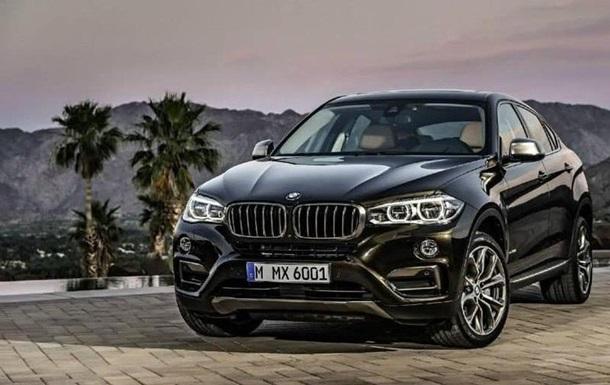 Появились первые официальные фотографии нового BMW X6
