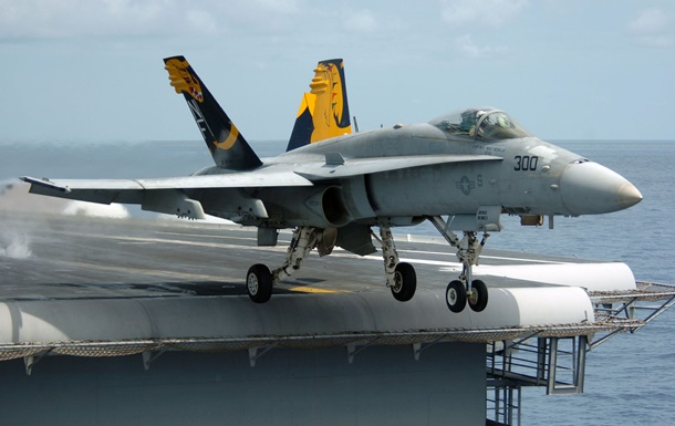 В Калифорнии разбился второй за день военный самолет