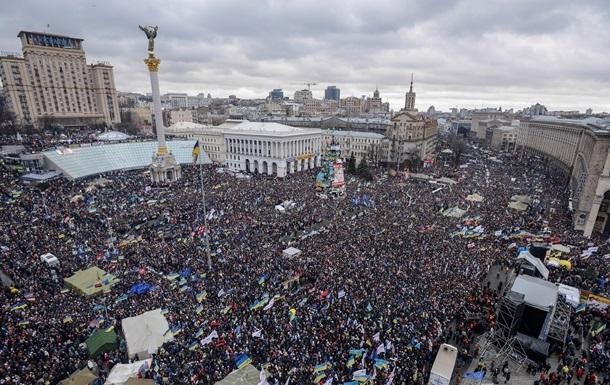 Российский историк: Революция в Украине - это прощание с советчиной