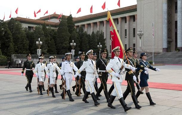 В Пентагоне считают, что Китай занижает данные о военном бюджете