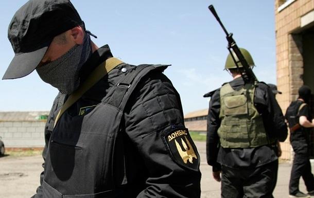 Батальон Донбасс не будет вести переговоры с незаконными вооруженными формированиями - Семенченко