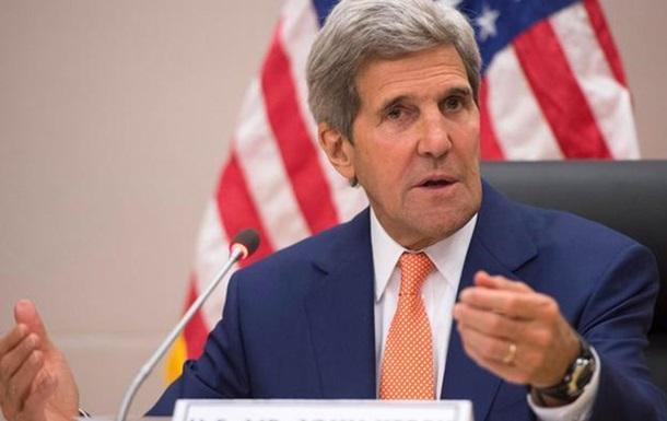 Керри уверен в скором разрешении конфликта в Украине