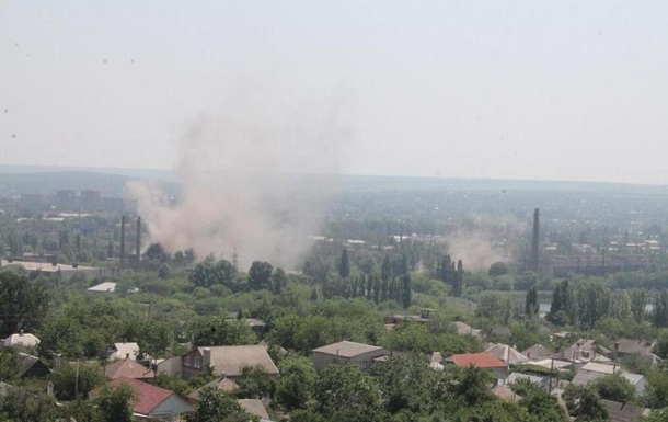 В Славянске и Краматорске возобновилась стрельба