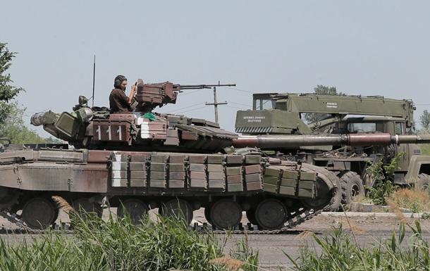 В Киеве разворовали бронетехники на 2,3 миллиона гривен