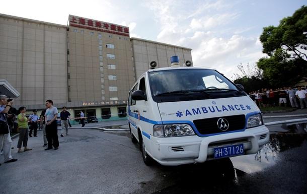 На нефтехимическом заводе в Китае произошел мощный взрыв