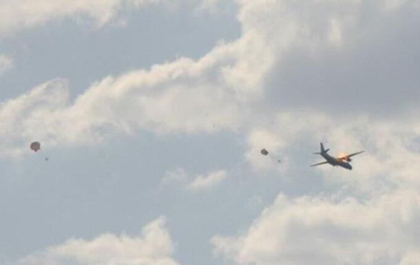 Поисковая группа нашла черные ящики подбитого над Славянском Ан-26