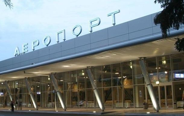 Информация о пожаре в аэропорту Мариуполя не подтвердилась