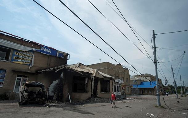 Во время обстрела под Славянском погибли два ребенка – Донецкая ОГА