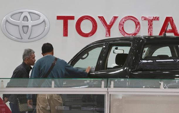 Toyota разрабатывает летающий автомобиль