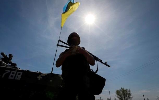 Батальон территориальной обороны Киева отправляется в зону АТО