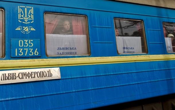 На Донбассе возобновили продажу билетов на все поезда, кроме Крыма и Москвы