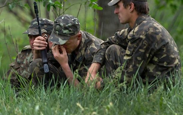 Нацгвардия опровергает гибель более 20 бойцов под Славянском