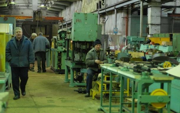В Луганске горит патронный завод