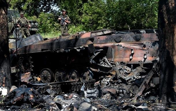 Солдаты 51-й механизированной бригады, расстрелянной под Волновахой, вернулись в зону АТО