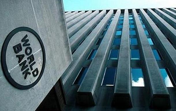 Всемирный банк: Экономику Украины ждет резкий спад в 2014 году