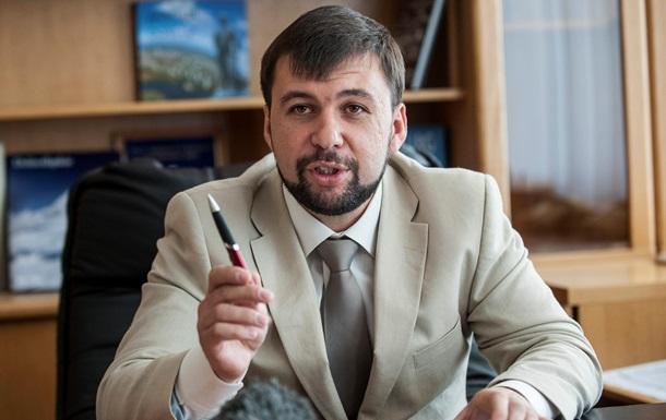 Пушилин не смог подтвердить или опровергнуть информацию о задержании Пономарева