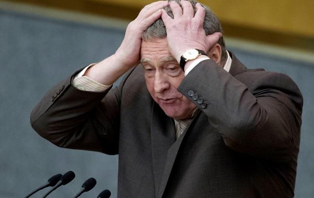 Народный антирейтинг российской оппозиции возглавил Жириновский – опрос
