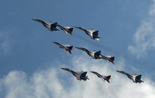 Россия направила свои бомбардировщики к границам НАТО