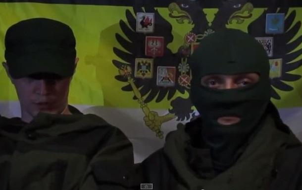 Вооруженные люди записали видеозаявление с угрозами в адрес руководителей АТО и Ляшко