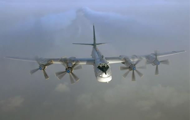 Бомбардировщики России опять были замечены у берегов США