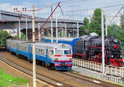 Куда ведет железная дорога Украину