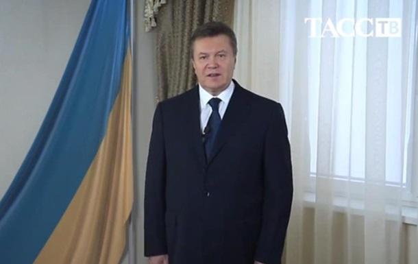 Смертоносный фейерверк. Янукович обвинил власти Украины в  кровавом побоище