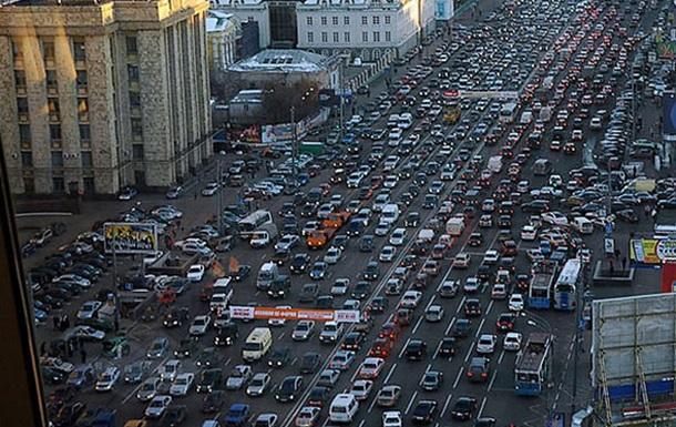 Топ-10 городов мира с самыми большими автопробками