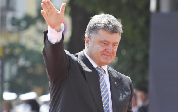 Страстная неделя Порошенко. Первые семь дней нового Президента Украины получились очень  горячими