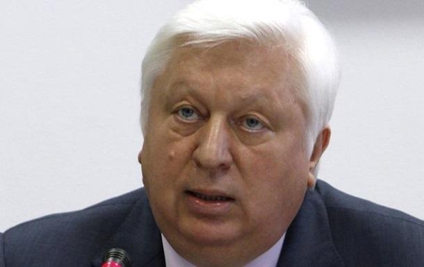 Пшонка подал иск против решения ЕС о заморозке его активов