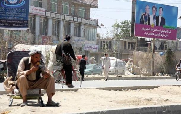 В Афганистане в результате взрыва ракеты погибли пять детей