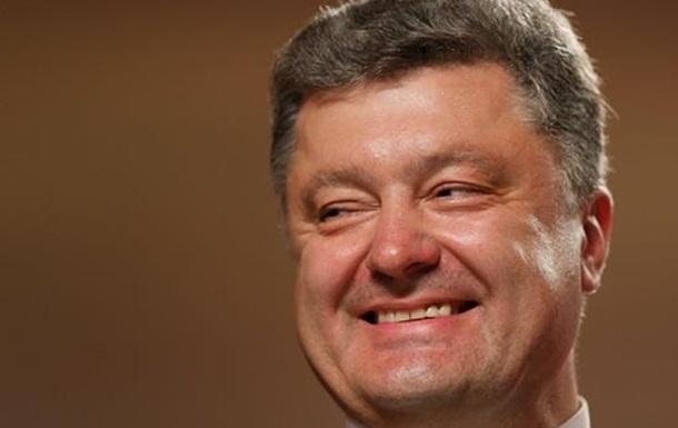 Президент Украины надеется ©