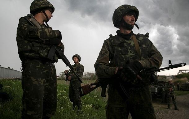 Трое  ополченцев  убиты, двое взяты в плен под Славянском - Нацгвардия