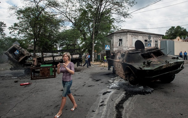 Украинцы готовы к жертвам ради сохранения единства страны