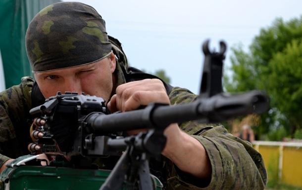 В Семеновке сепаратисты обстреливают блокпост АТО, прикрываясь ремонтниками - Селезнев