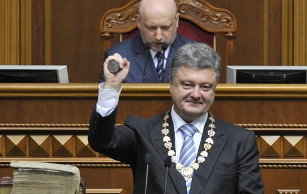 Украина восстановит на этой неделе контроль на границе с РФ – Порошенко