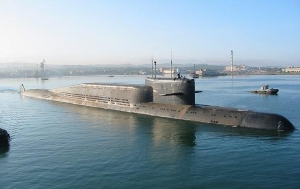 Россия вооружилась современной атомной подлодкой