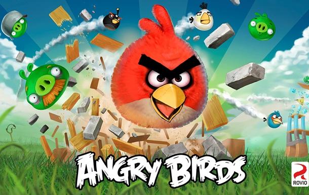 В Петербурге появится первый в России крытый игровой парк Angry Birds