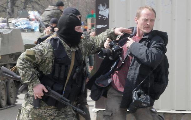 Опасная профессия. Журналисты на войне на Донбассе