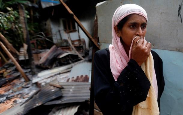 В Шри-Ланке буддисты напали на мусульман, четверо погибли