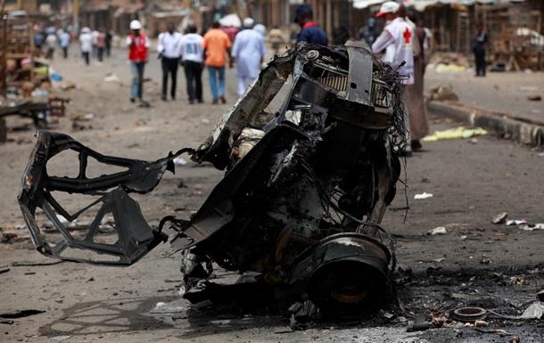 В Нигерии прогремел взрыв во время просмотра футбольного матча
