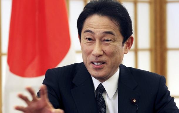 Глава МИД Японии может посетить Украину в начале июля