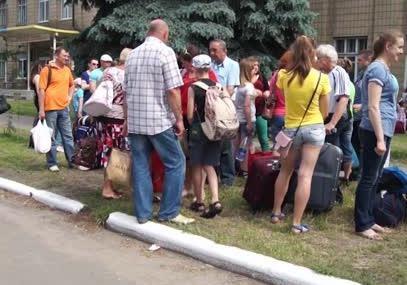 Кто для нас беженцы Донбасса?