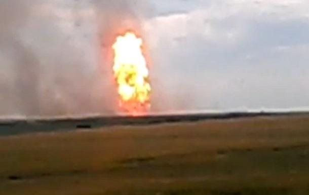 Взрыв на газопроводе в Полтавской области: диверсия или старая труба