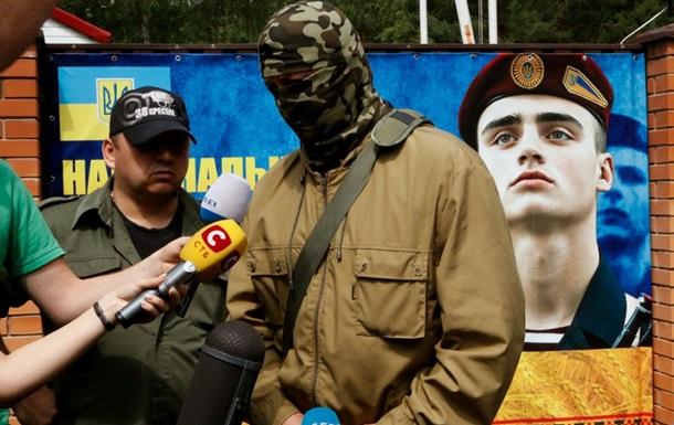Семенченко: Российские танки, проходящие через  дыры в границе , будут уничтожены ВСУ