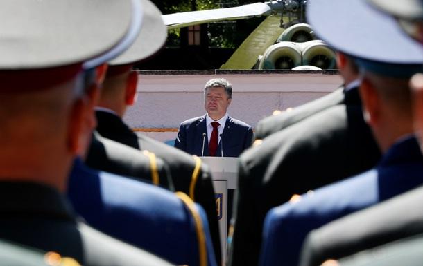 Перемирие Порошенко. Как Президент хочет остановить войну на Донбассе