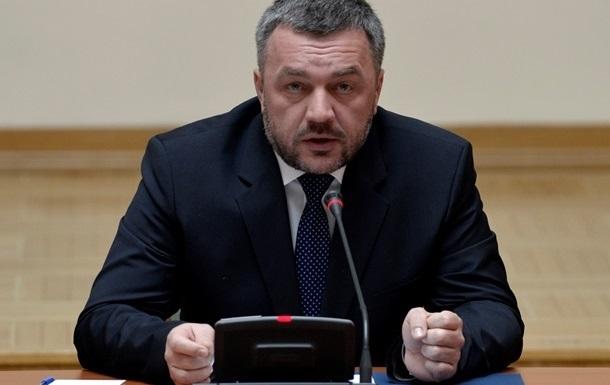 Порошенко уволил Махницкого с должности и.о. генпрокурора