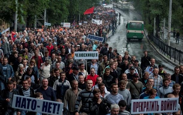Итоги 18 июня: Порошенко запросил мира, шахтеры провели митинг против АТО